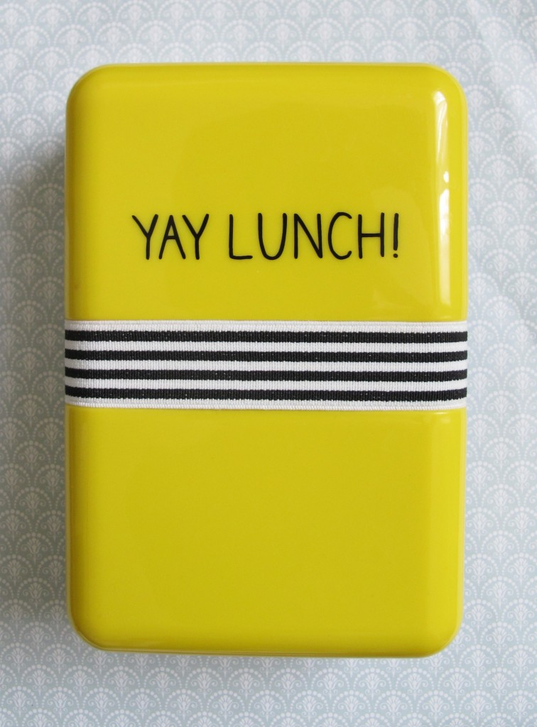 Happy jackson Lunch Box