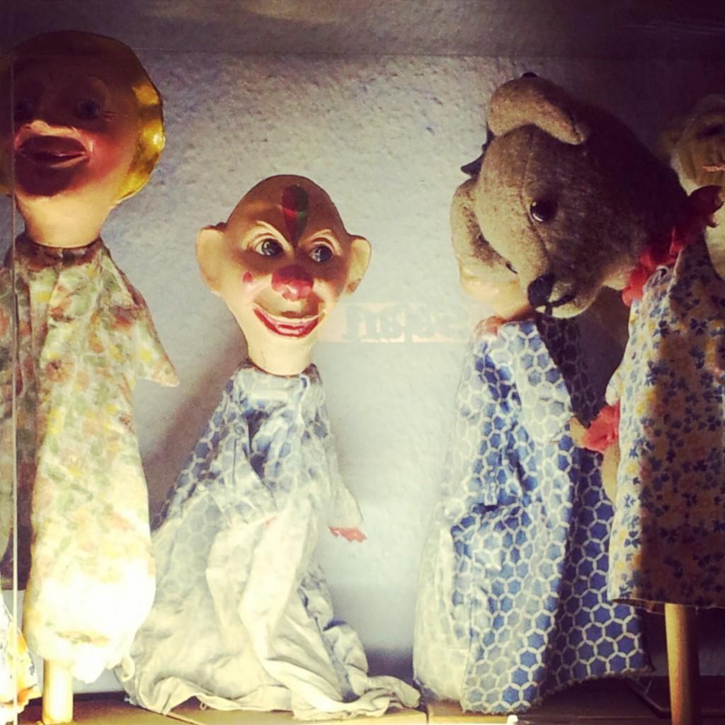 Vintage Toys - MK Museum