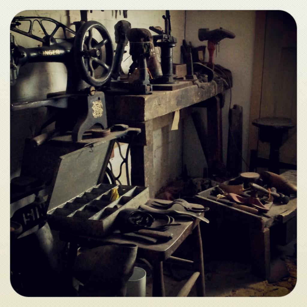 Vintage coblers - MK Museum