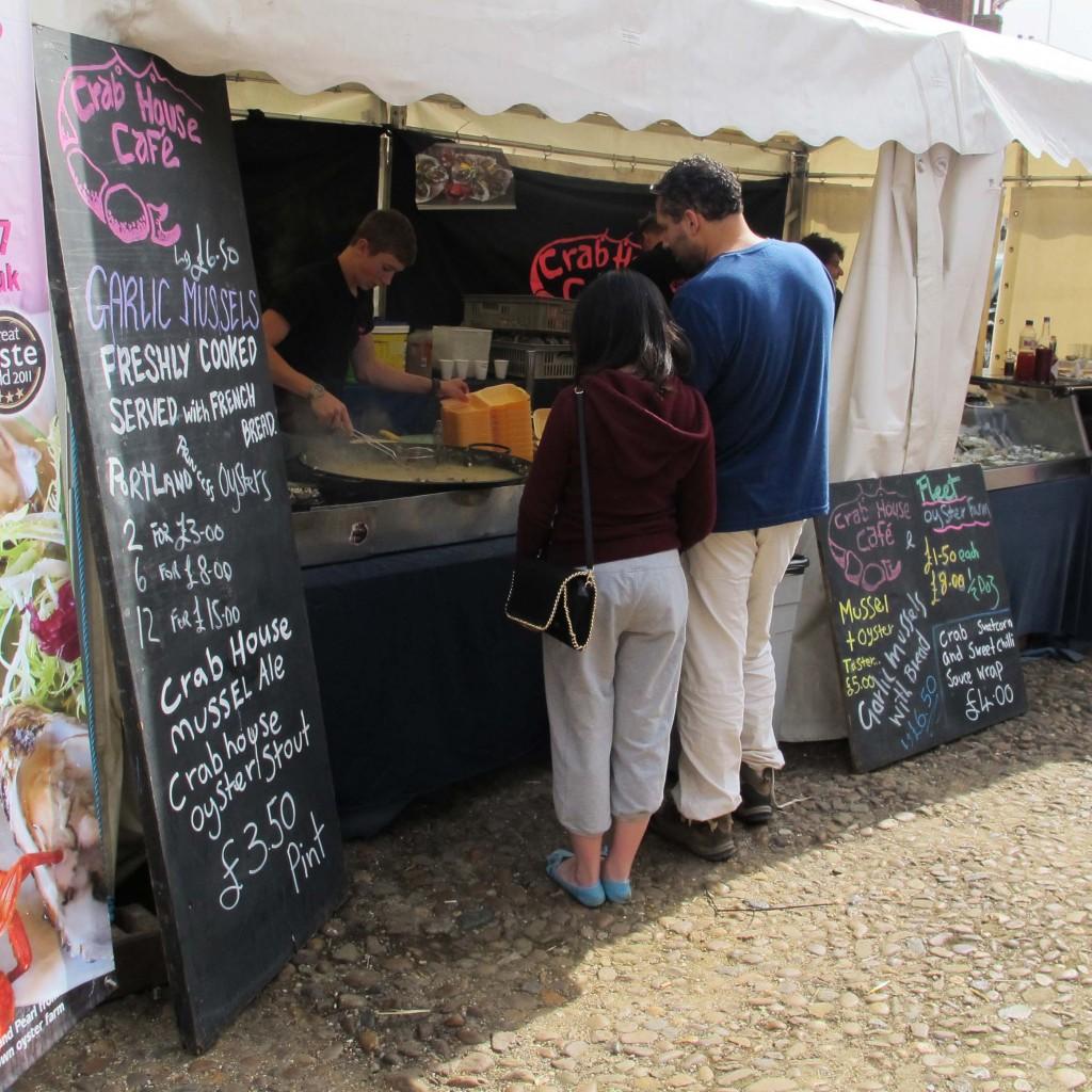 Woburn Oyster Festival