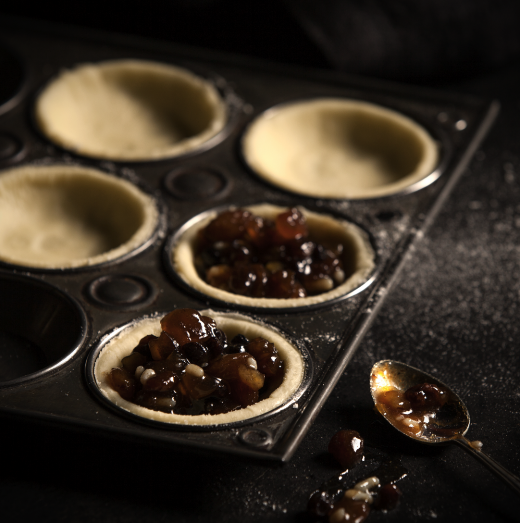 Making Mince Pies by Stacy Grant