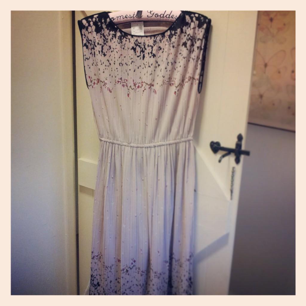 Vintage dress from Olney