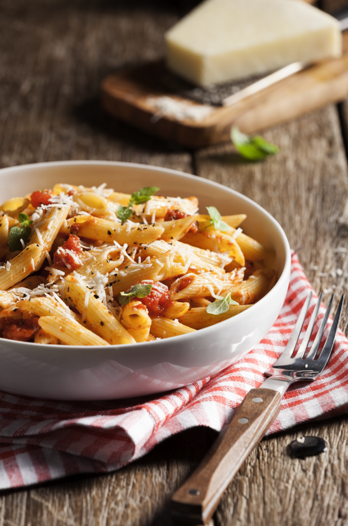 Italian food shoot by Stacy Grant
