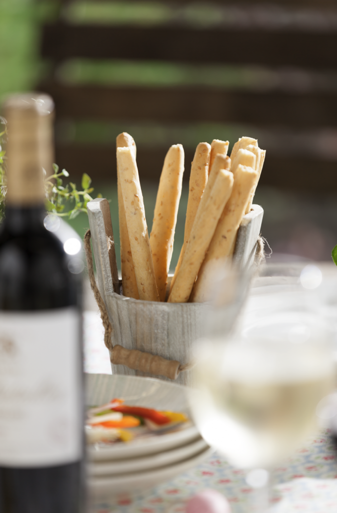 Breadsticks by Stacy Grant