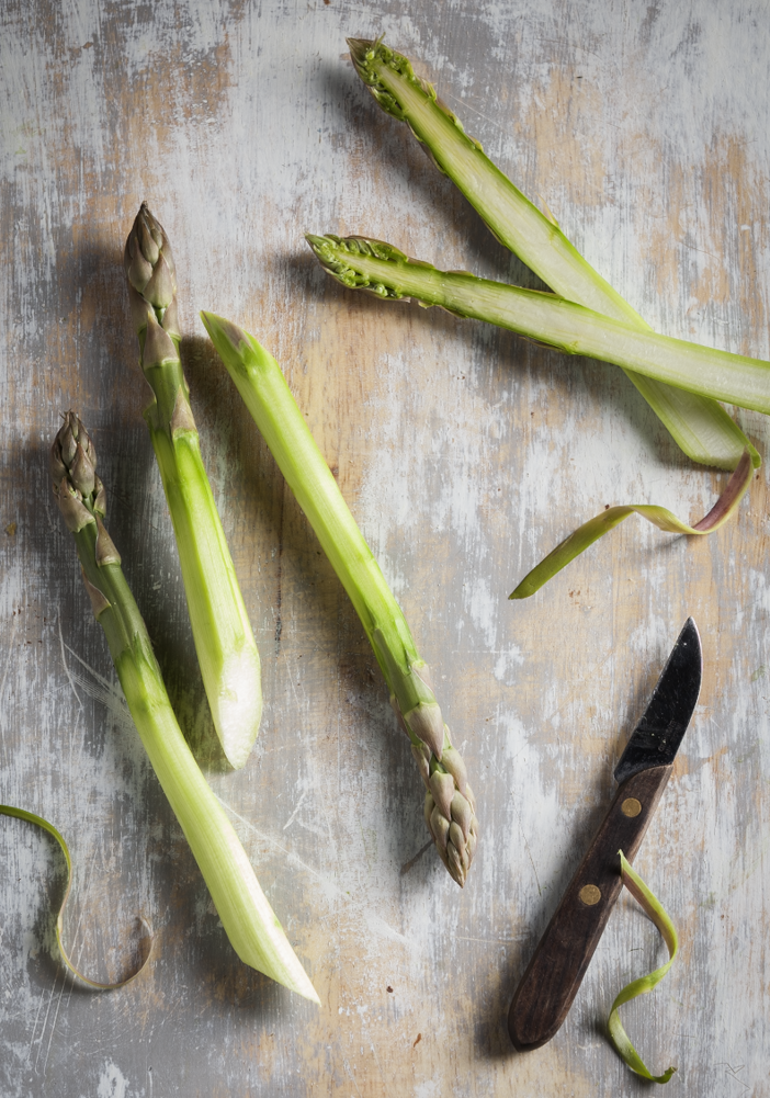 Asparagus by Stacy Grant