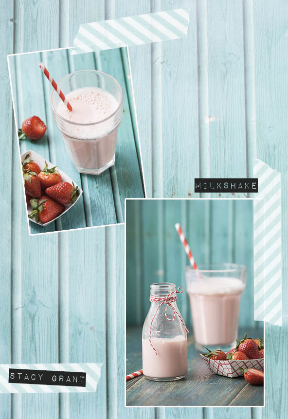 Milkshake By Stacy Grant