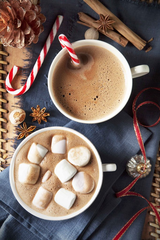 Hot chocolate by Stacy Grant