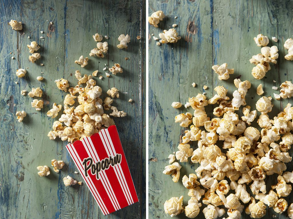 Popcorn by Stacy Grant