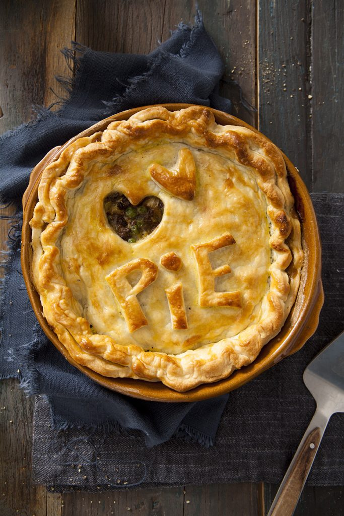 Love pie by Stacy Grant