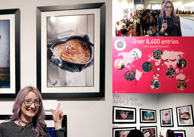 Pink Lady Food Photographer of the year Awards 2017 Stacy Grant