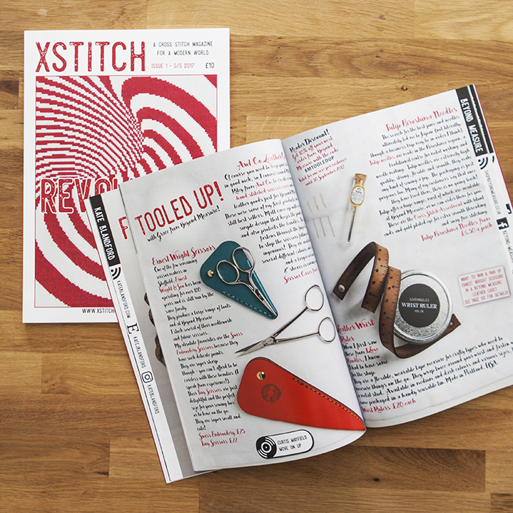 XStitch Mag | Photography Stacy Grant