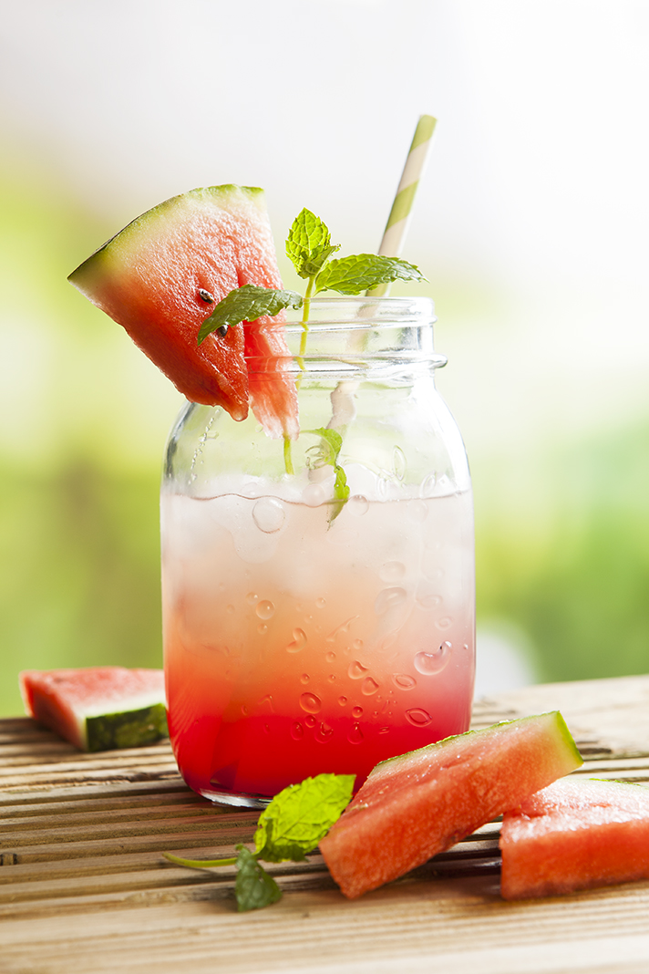 Watermelon drink recipe Stacy Grant
