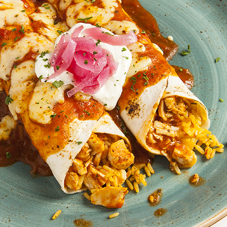 Chiquito Enchiladas by Stacy Grant