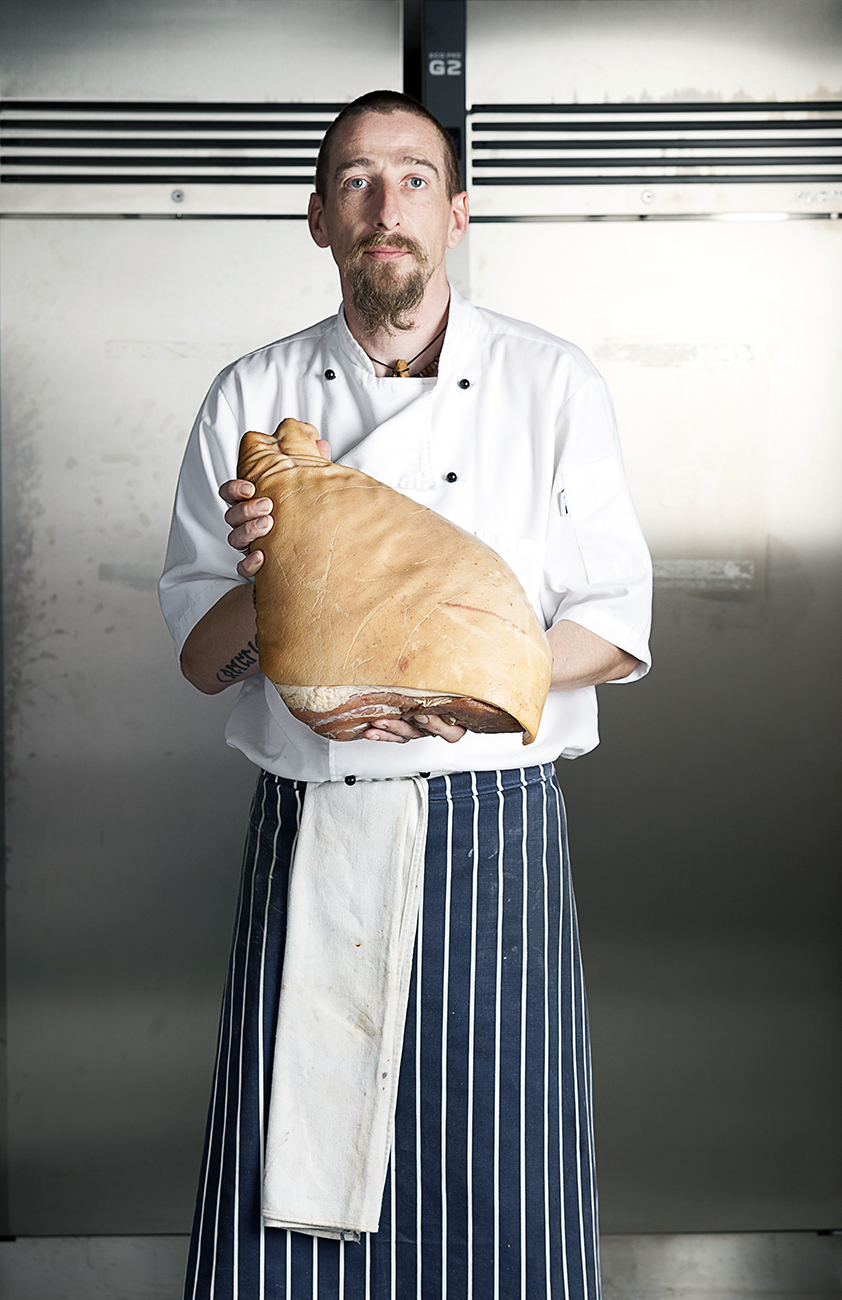 Aaron Piper | International Chefs Day | Stacy Grant Photography
