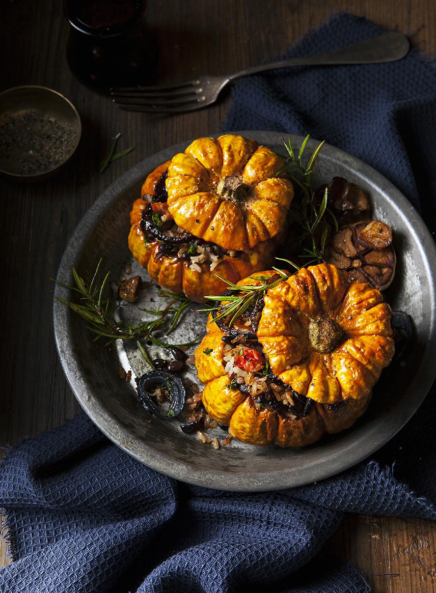 Halloween Munchkin Pumpkin | Stacy Grant
