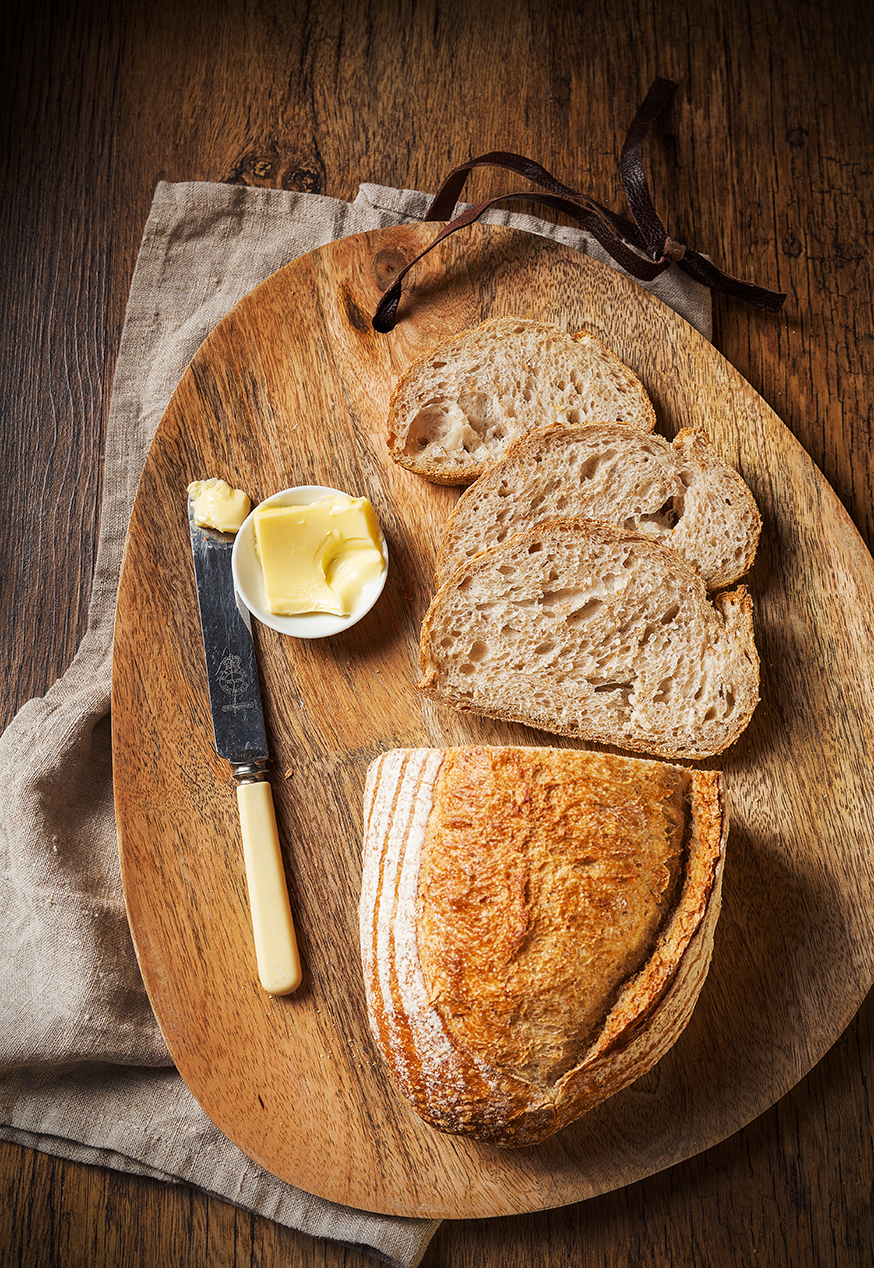 M&S Bread Sliced | Stacy Grant