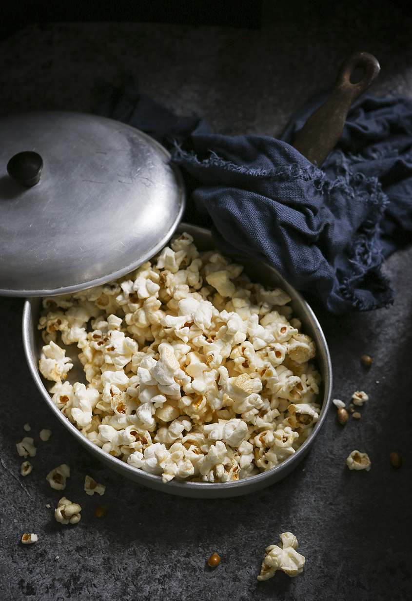National Popcorn Day | Popcorn | Stacy Grant | Food Photographer