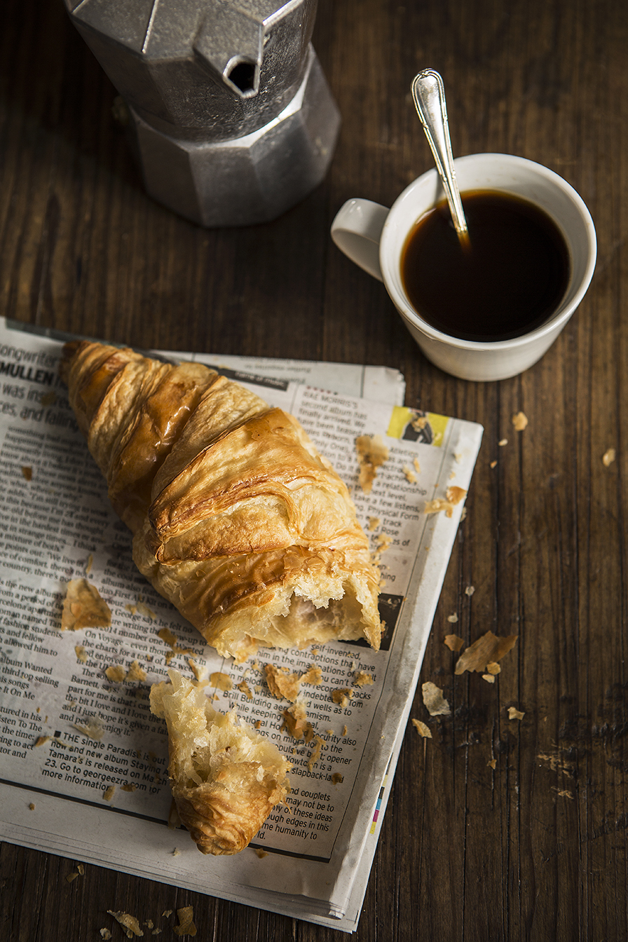 National Croissant Day 2018 | Stacy Grant | Food Photographer