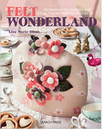 Felt Wonderland | Creative Photography Stacy Grant