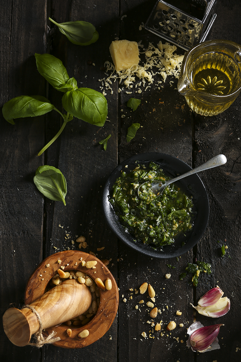 Fresh Pesto | Hey Pesto | Stacy Grant | Food Photographer