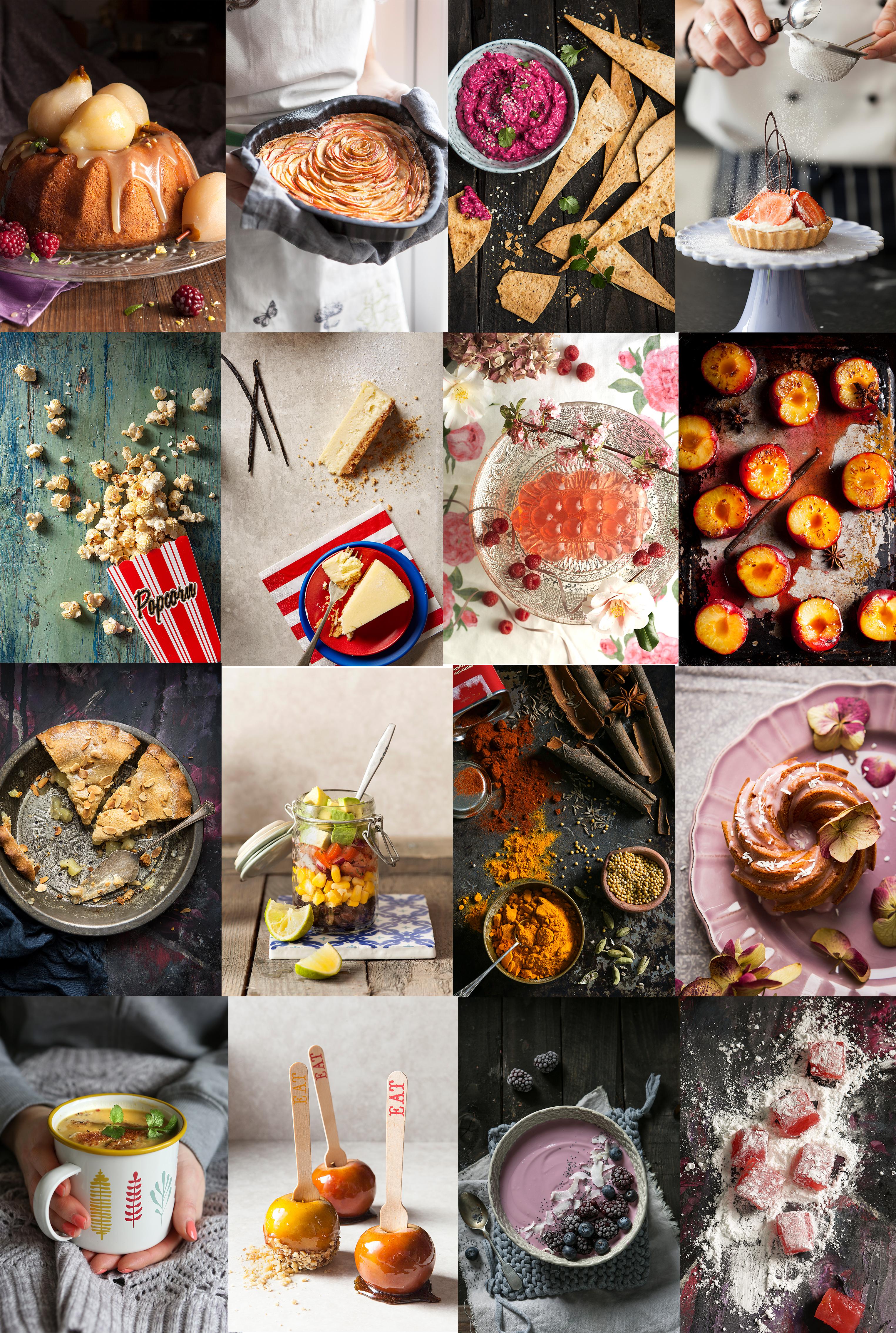Food Portfolio | Stacy Grant | Photographer