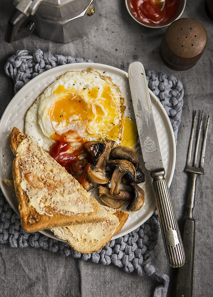 Veggie Breakfast | Stacy Grant | Food Photographer