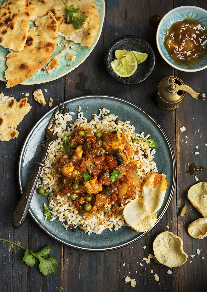 Curry | Nowt Poncy | Stacy Grant Food Photography