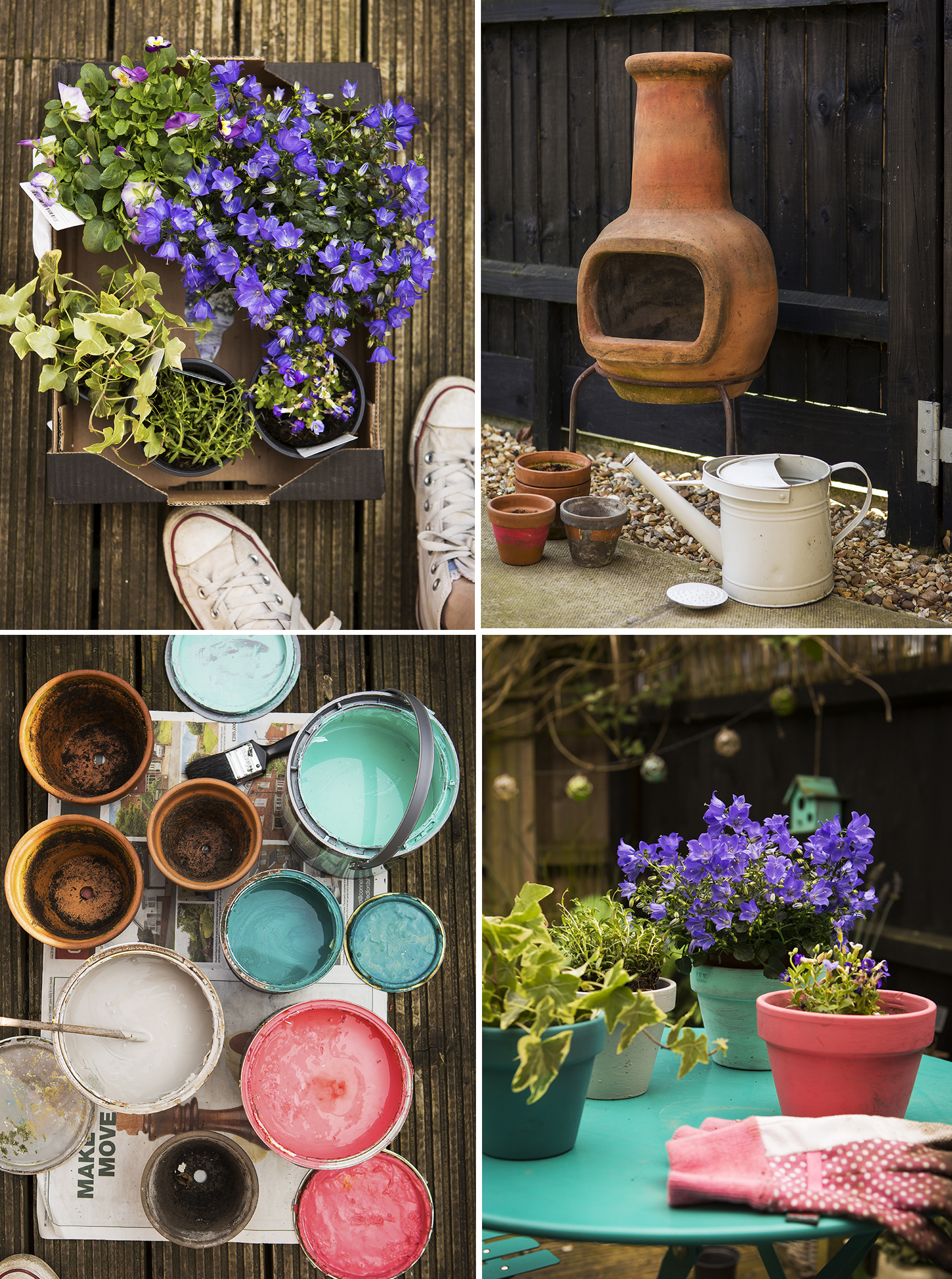 52 weekends Pottering | Garden inspiration | Stacy Grant Creative Photographer