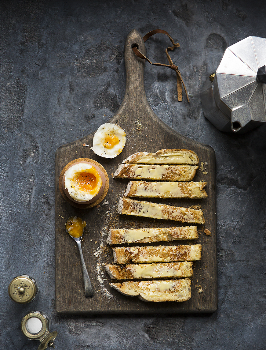 St Ewe Boost the Roost | Dippy egg and soldiers | Stacy Grant Food Photographer