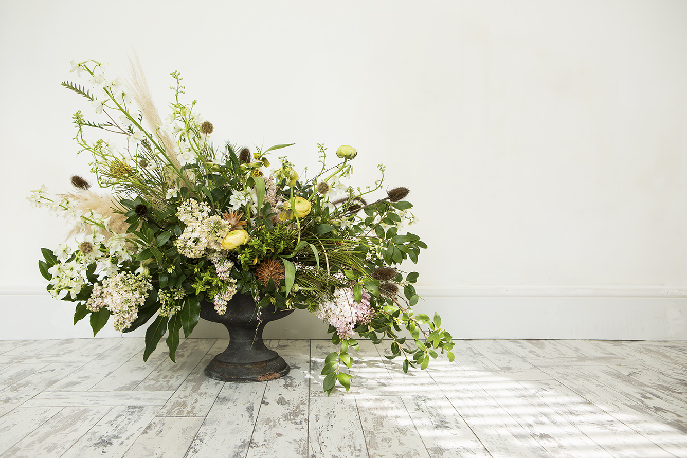 I Do Market Place | Centrepiece Flowers | Stacy Grant creative photography