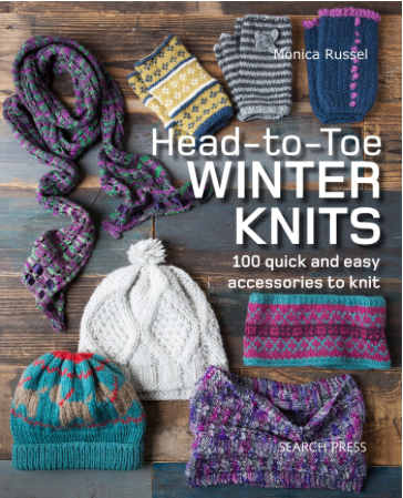 Head to Toe Winter Knits | Cover Photography Stacy Grant