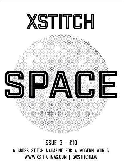XStitch Mag | Space | Issue 3 | Photography by Stacy Grant