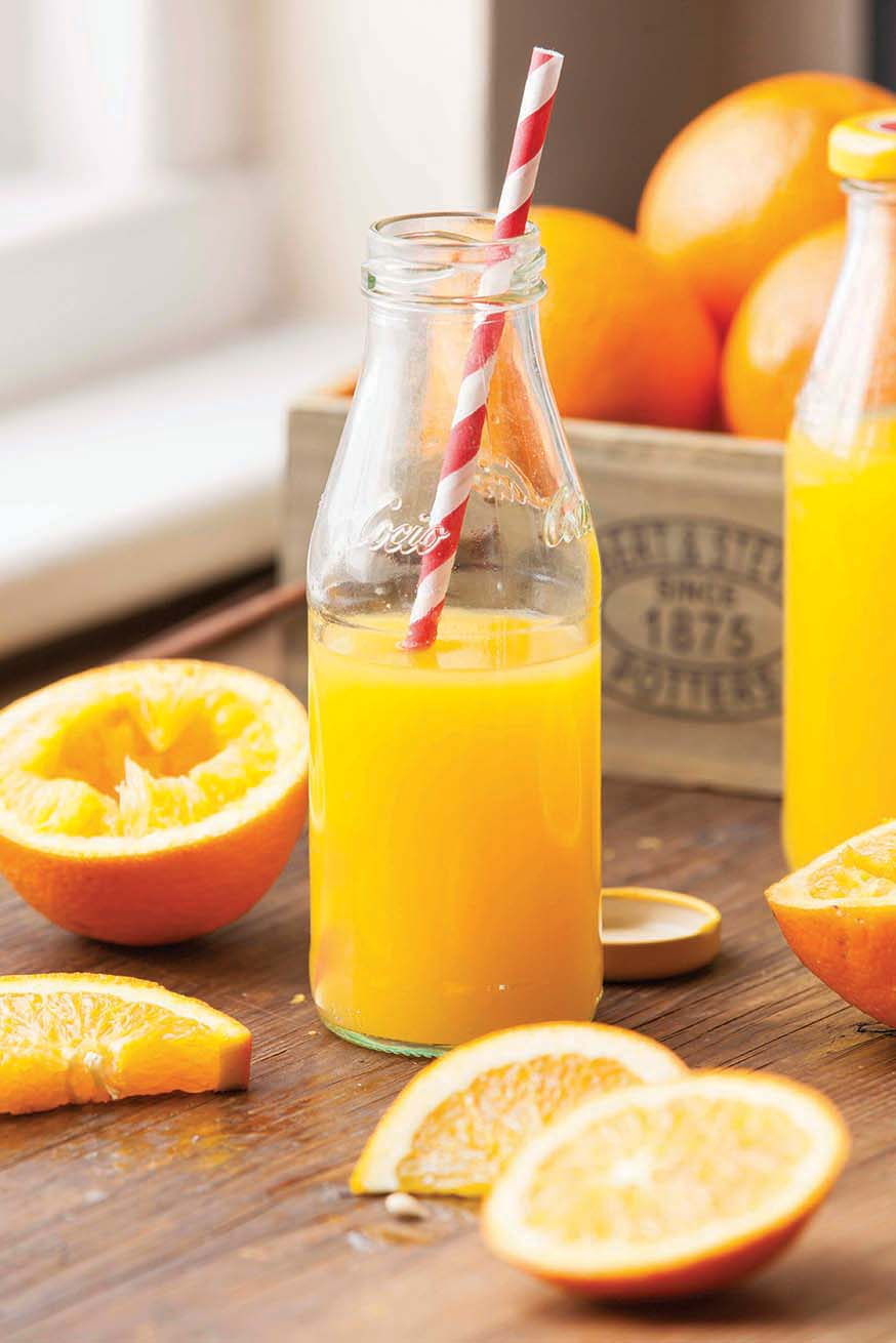 Orange Juice | Stacy Grant Food Photography