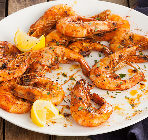 BBQ Prawns | Shrimp on the barbee | Stacy Grant Food Photography